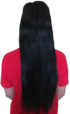 NOO-NAA-MEI Long Beautiful Set of 7 Human  Hair Extension