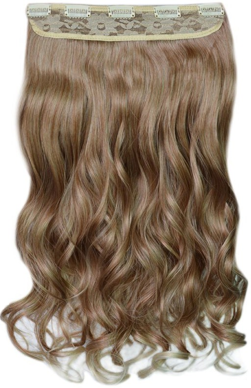 Kabello High quality synthetic Medium brown Hair Extension