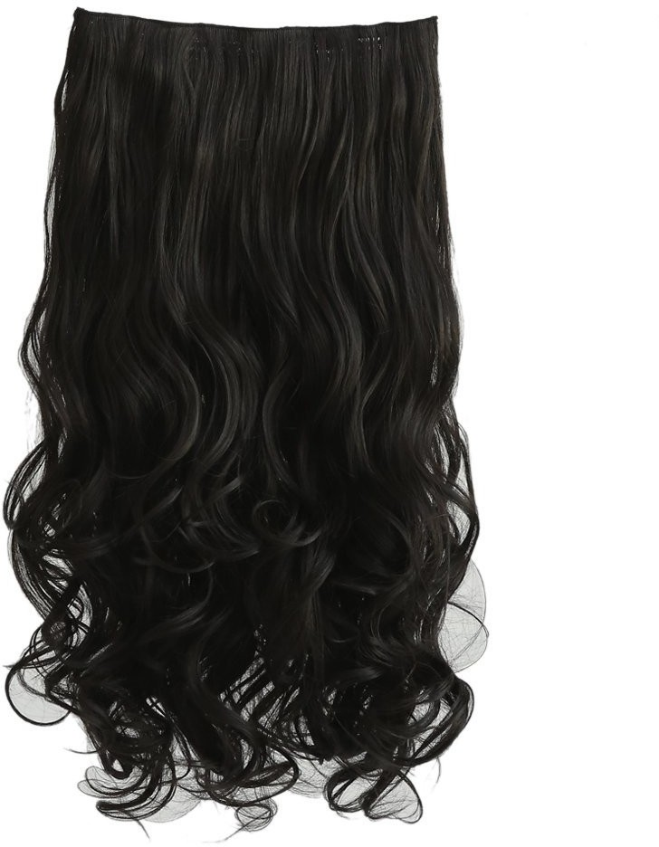 Majik Made of high quality Kanekelon Black Hair Extension