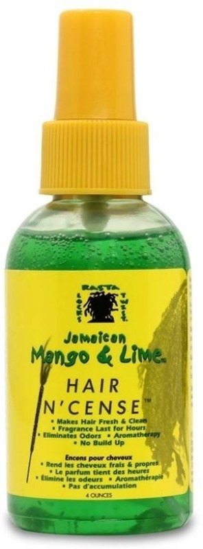 Jamaican Hair N Cense Hair Fragrance Spray(118)