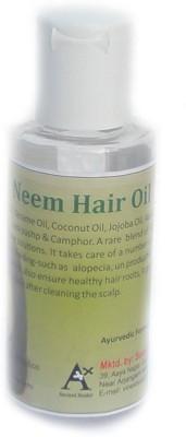 Ancient Healer Neem  Hair Oil