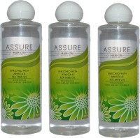 Assure (Pack of 3) Hair Oil(200 ml)