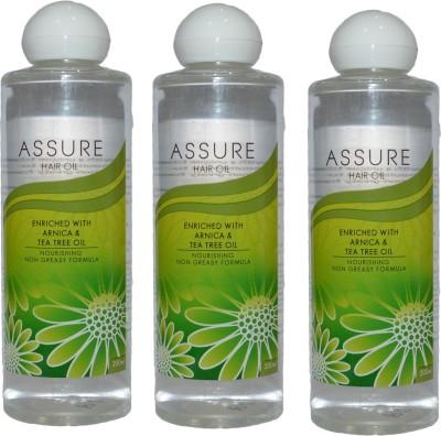 Assure (Pack of 3) Hair Oil