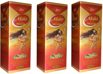 Melas Herbal  Hair Oil
