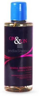 ON & ON BHRINGRAJ HERBAL HAIR OIL Hair Oil