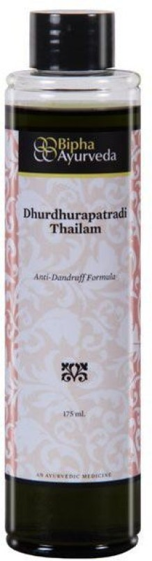 Bipha Ayurveda Dhurdhura Patradi Thailam Hair Oil(175 ml)