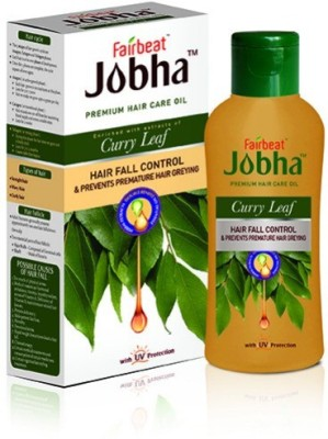Fairbeat Jobha- Curry Leaf Hair Oil