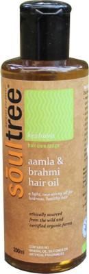 Soul Tree Aamla & Brahmi  Hair Oil