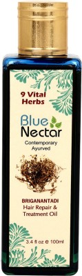 Blue Nectar Ayurvedic  Hair Oil