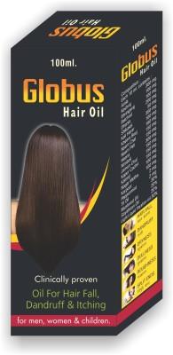 GLOBUS HR001 Hair Oil