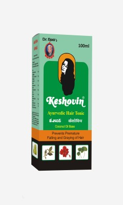 Dr.Rao's Keshovin(Herbal Hair Oil) Hair Oil