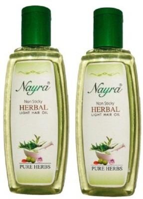 Nayra Non-Sticky Herbal BOPL_009_2 Hair Oil