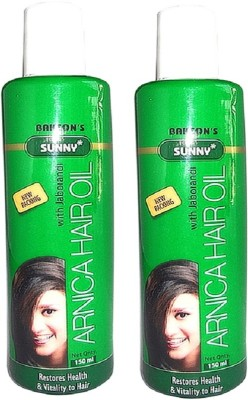 Bakson's sunny Arnica (With Jaborandi) Hair Oil