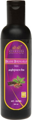 Sri Sri Ayurveda Bhrami Bhringraj Taila Hair Oil