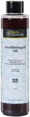 Bipha Ayurveda Neelibringhadi Thailam Hair Oil
