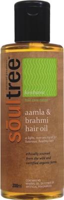 SoulTree Aamla & Brahmi  Hair Oil