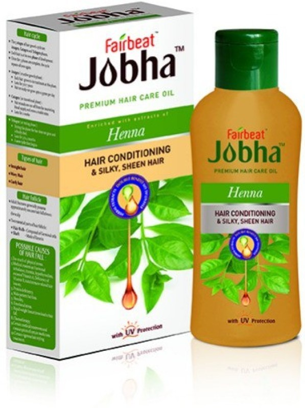 Fairbeat Jobha- Henna Hair Oil(100 ml)