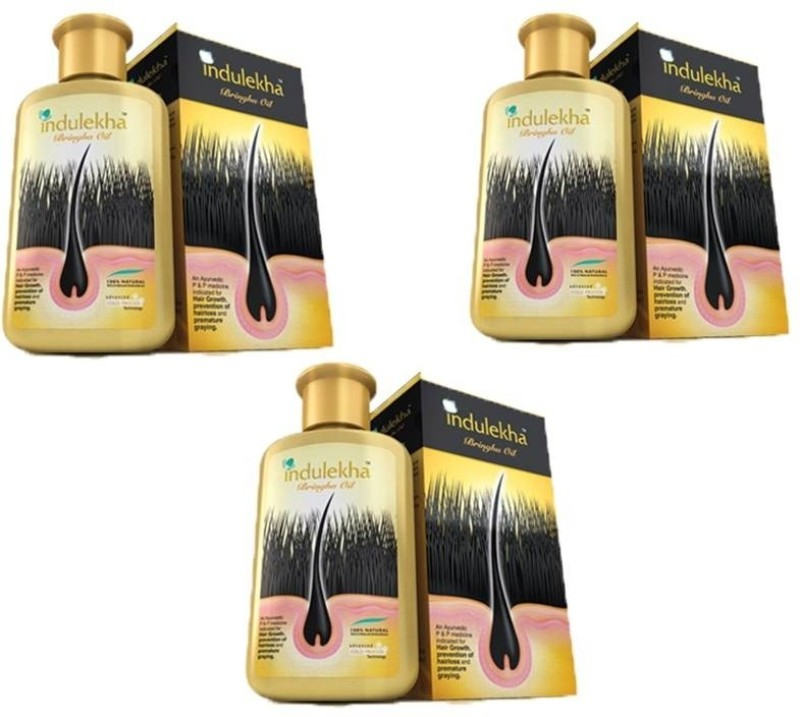 Indulekha Bringha Hair Oil(300 ml)