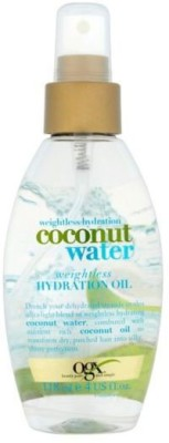 Organix Weightless Hydration Coconut Water Hair Oil