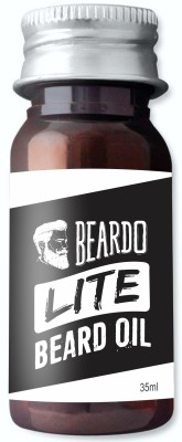 Beardo LITE Beard and Mustache Hair Oil