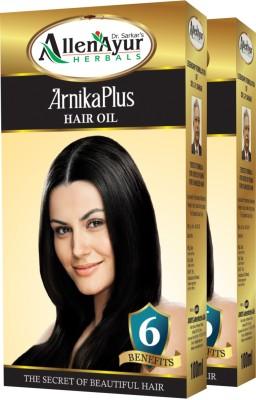 Dr. Sarkar`s AllenAyur Herbals Arnikaplus  Hair Oil