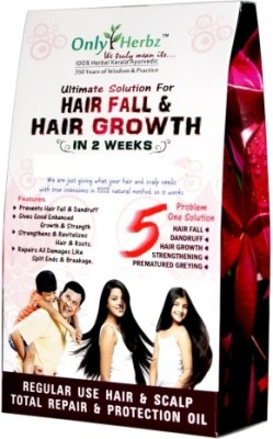 Only Herbz Hair Care Hair Oil