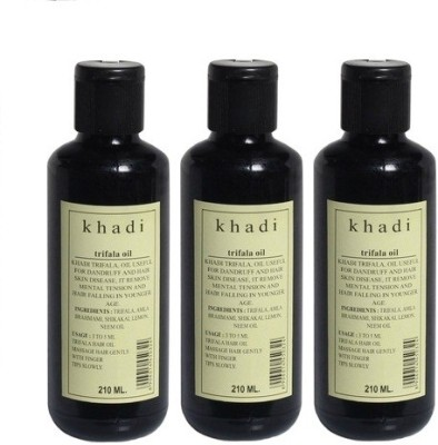 khadi Natural Trifala  Hair Oil