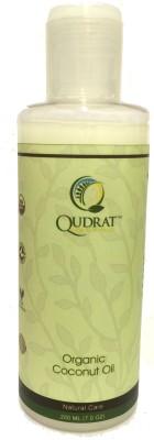 Qudrat Organics & Naturals Coconut Oil Hair Oil