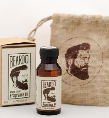Beardo The Old Fashioned Beard Fragrance Hair Oil