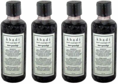 Khadi Natural Nan-20578-4 Hair Oil