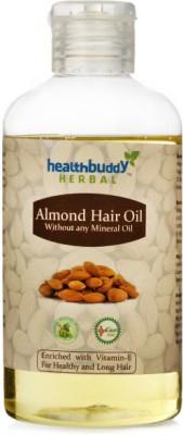 Healthbuddy Herbal Almond Hair Oil