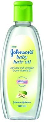 Johnson Baby Nourishing Hair Oil