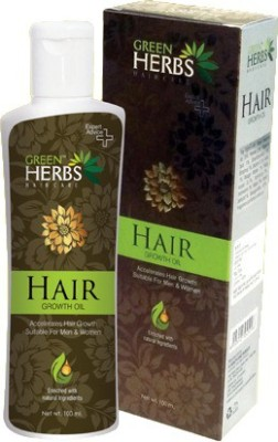 Green Herbs Growth Tonic Hair Oil