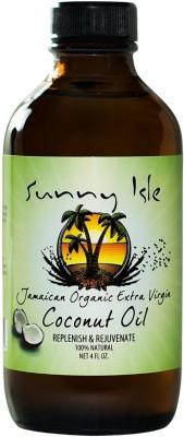 Sunny Isle Jamaican Organic Extra Virgin Coconut Hair Oil