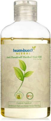 Healthbuddy Herbal Anti-dandruff Hair Oil