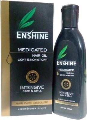 Leeford Enshine Medicated  Hair Oil