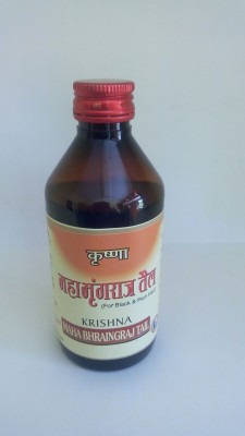 Krishna Pharmaceutical Maha Bhraingraj Hair Oil