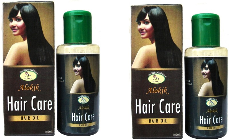 Alokik Hair oil Twin Pack Hair Oil(200 ml)