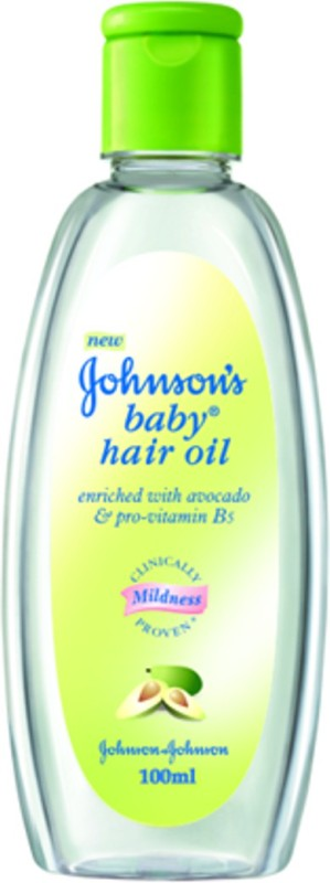 Johnson's Baby Avacado  Hair Oil(100 ml)