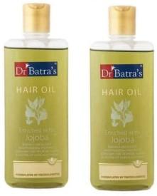 Dr. Batra's Jojba Hair Oil