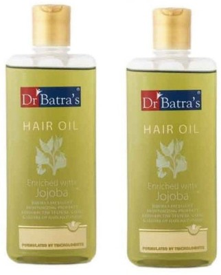 Dr. Batra's Jojba Hair Oil