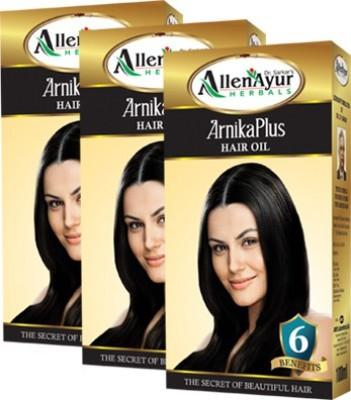 Dr. Sarkar AllenAyur Herbals Arnikaplus  Hair Oil