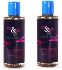 On & On Maha Bhringraj Herbal Hair Oil