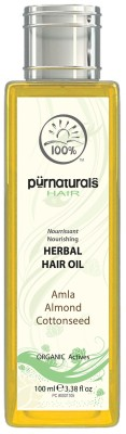 Pure Naturals Nourishing Hair Oil
