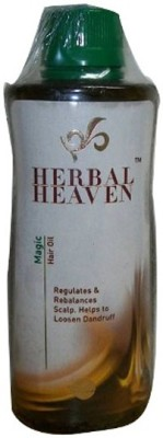Herbal Heaven Magic  Hair Oil