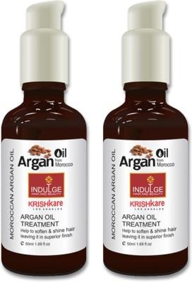Krishkare Morocco Pure Essentials Argan Hair Oil