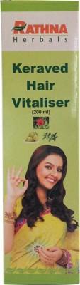 Rathna Herbals Keraved Hair Vitaliser Hair Oil