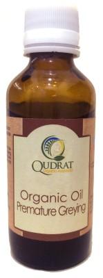 Qudrat Organics & Naturals Premature Greying Hair Oil