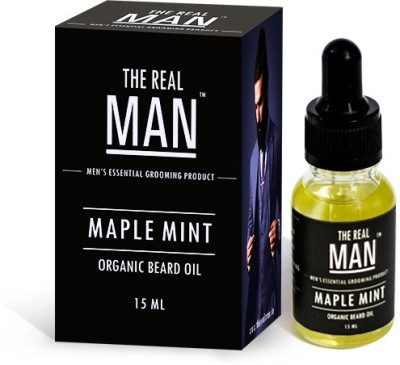 The RealMan MM0001 Hair Oil