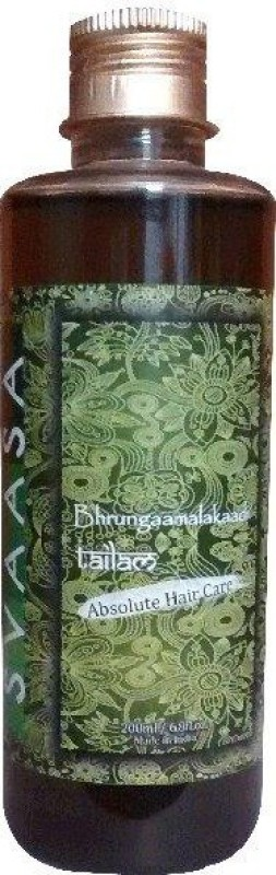 Svaasa Bhrumgamaalakada Hair Oil(200 ml)
